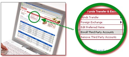 3 Easy steps to enable BPI transfer to anyone