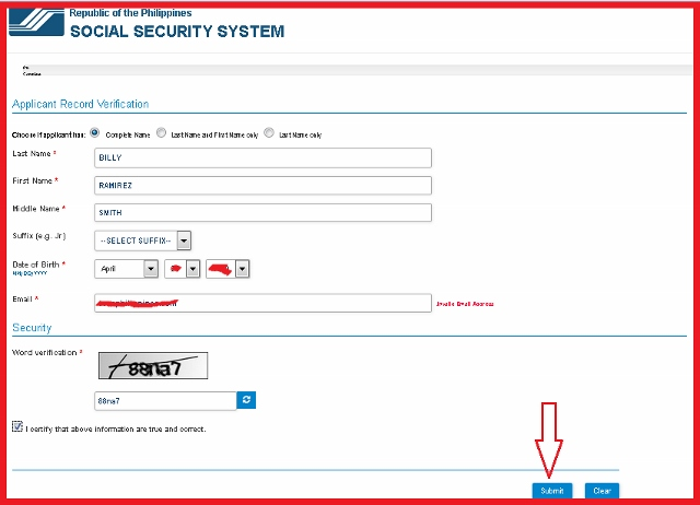 How To Get Sss Number Online In The Philippines
