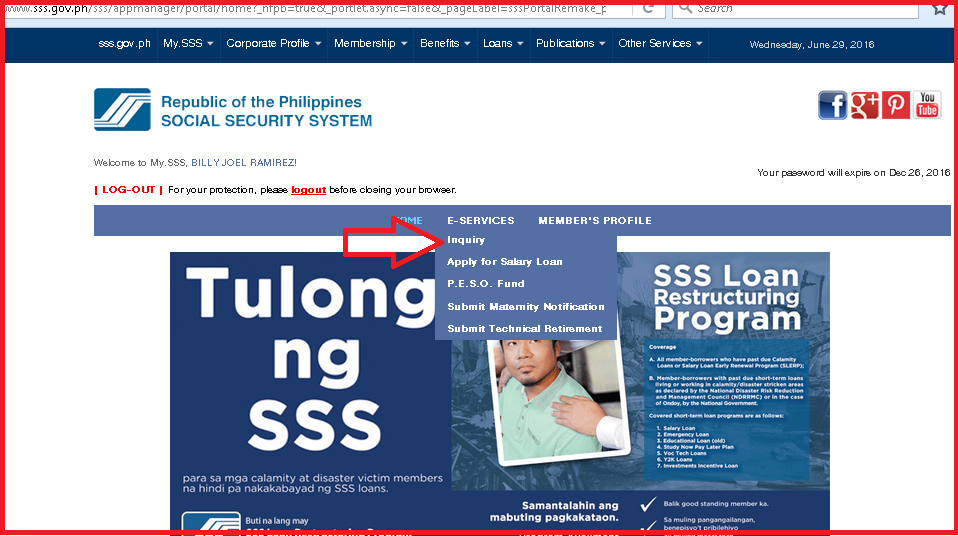 How to Check Your SSS Contributions Online - Tech Pilipinas