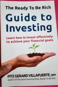 Guide to Investing Book review: Book of  Fitz Villafuerte of Ready To Be Rich