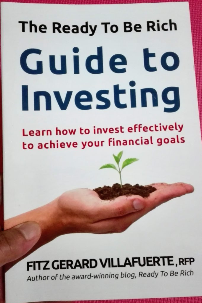 Guide to Investing Book front cover