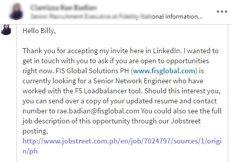linkedin email 1